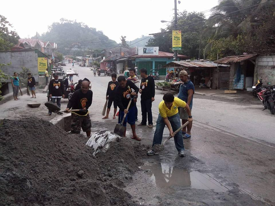 CLEAN UP DRIVE sa BAMBAN