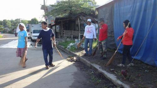 CLEAN UP DRIVE sa BAMBAN (3)