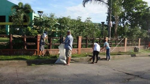 CLEAN UP DRIVE sa BAMBAN (4)