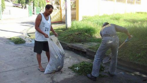CLEAN UP DRIVE sa BAMBAN (5)