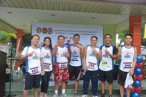 LGU FUN RUN - Ran for the House Changes